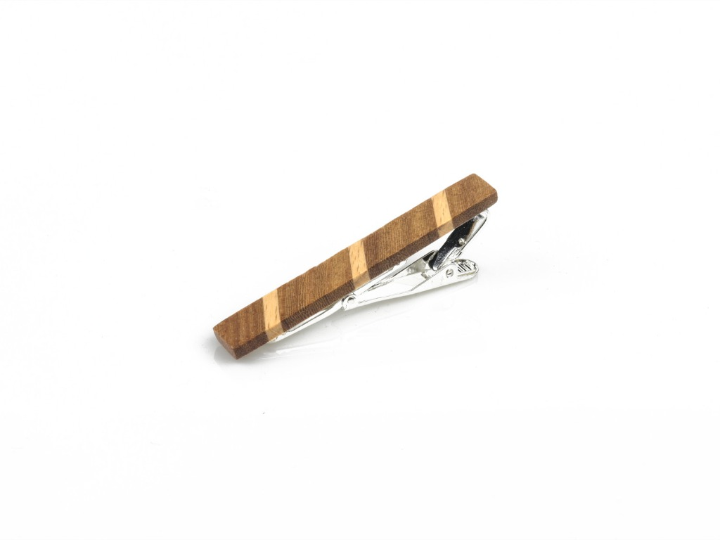 Μανικετόκουμπα & Clip Γραβάτας 55mm